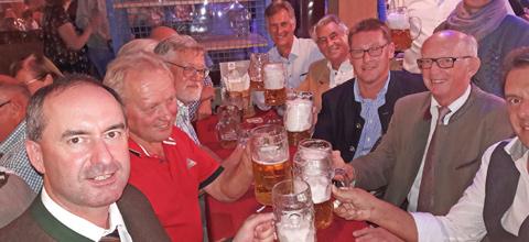 Freie Wähler am Gallimarkt 2018 stark vertreten