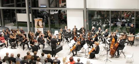 Hallertauer Kammerorchester mit Uraufführung