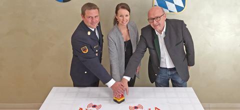 Neue Warn-App für Landkreis Kelheim